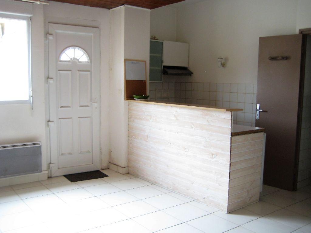 Appartement T1 avec mezzanine, centre SIAM